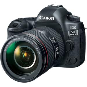 دوربین کانن Canon EOS 5D Mark IV Kit 24-105 f/4L IS II
