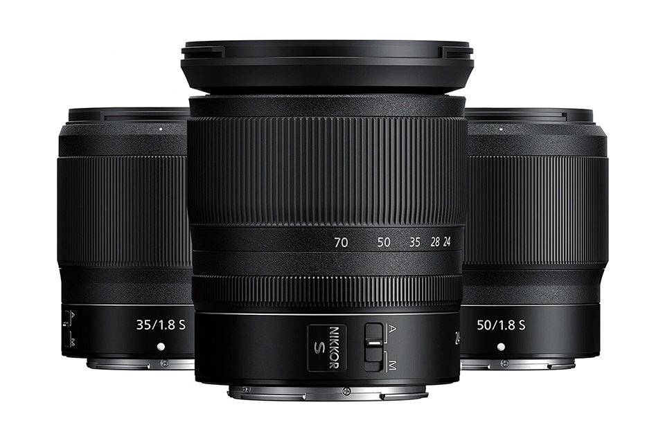 دیدگاه Nikon-Z-Lensesدیدگاه Nikon-Z-Lensesدیدگاه Nikon-Z-Lenses