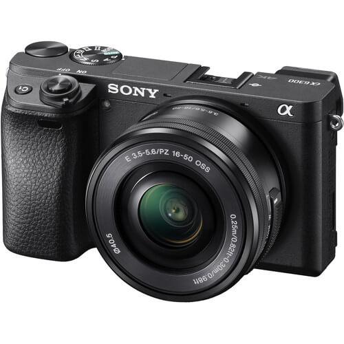 دوربین بدون آینه سونی Sony Alpha a6300 Kit 16-50mm OSS