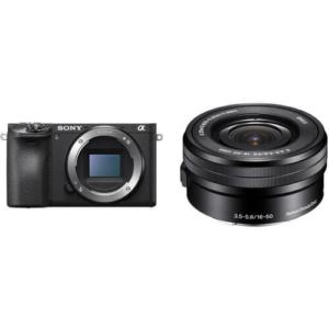 دوربین بدون آینه سونی Sony Alpha a6500 kit 16-50mm oss