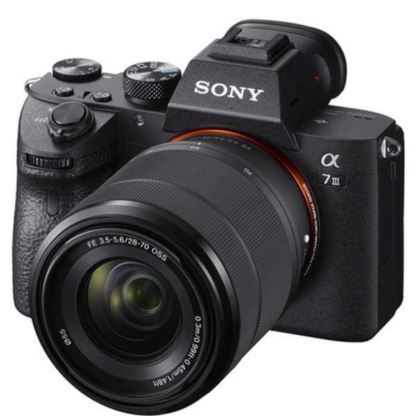 دوربین سونی Sony Alpha A7 III kit 28-70