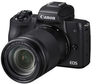 دوربین بدون آینه کانن Canon EOS M50 kit 18-150mm