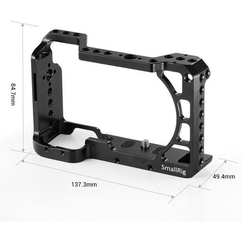 کیج اسمال ریگ SmallRig Formfitting Cage for Sony Alpha CCS-2310