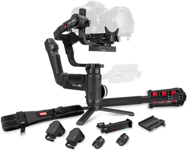 پک گیمبال ZHIYUN مدل CRANE 3 LAB Creator Package
