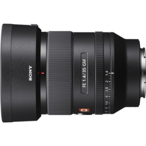 لنز سونی مدل Sony FE 35mm f/1.4 GM
