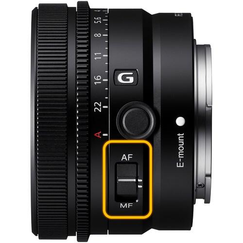 لنزسونی Sony FE 50mm f/2.5 G Lens